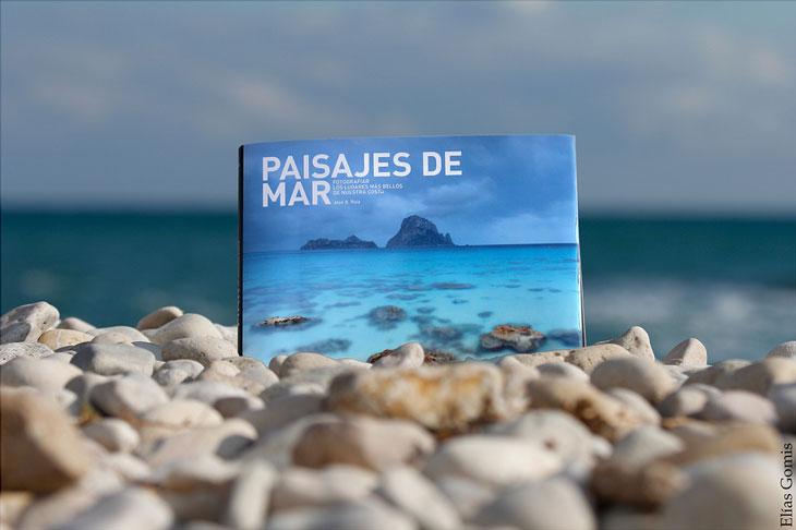 Libro Paisajes de Mar, fotografía de naturaleza